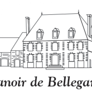 Logo manoir de Bellegarde