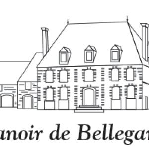 Logo manoir de Bellegarde