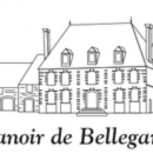 Petit logo manoir de Bellegarde