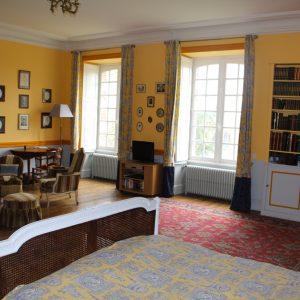 Chambre de la mariée à Bellegarde